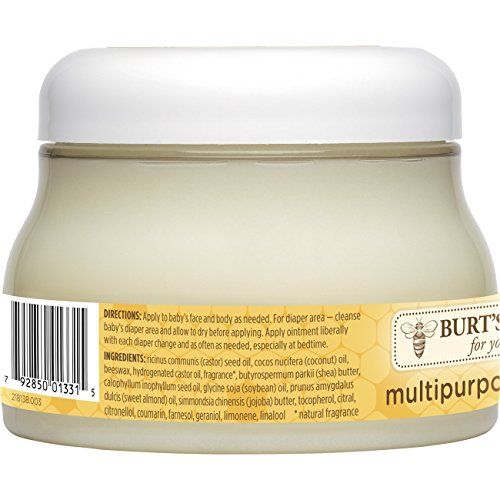 Burt's Bees Baby Bee 100% Natural Multipurpose Ointment