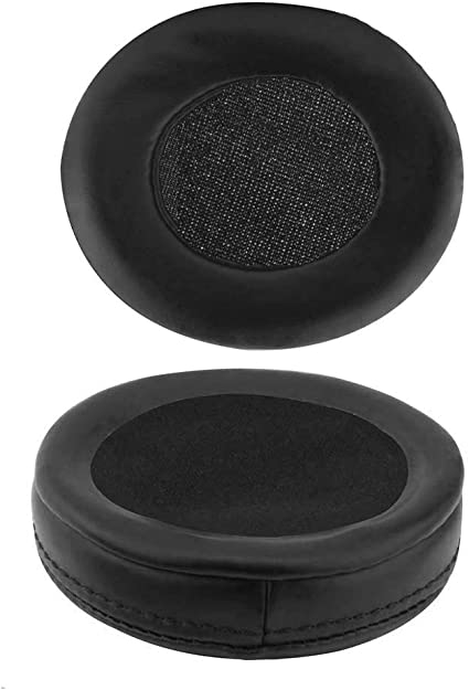 Black Wireless Ear Pads Replacement Headsets Repair Parts Compatible for Skullcandy Hesh Hesh 2 Bluetooth Wireless Over-Ear Headphones Ear Cushions Kit
