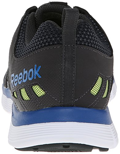 Reebok Reebok Dual Z Ride zapatillas de running Gravel / Solar Yellow / Impact Blue / White