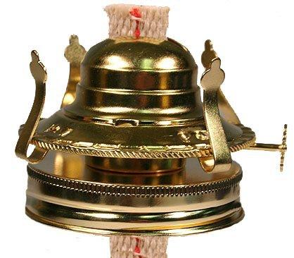 Creative Hobbies® Mason Jar Oil Lamp Burner Chimney Holders Turn Mason Jars Into Nostalgic Oil Lamps ~Lot of 4 Burners