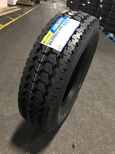 (4-TIRES) 11R22.5 - 660 ANNAITE - 16 Ply 146/143M  DRIVE CLOSED SHOULDER by DIGITIRES (Image #1)