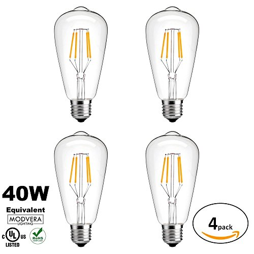 4-pack-modvera-led-antique-filament-bulb-edison-st58-style-4-watt-40w-equivalent-2200k-vintage-warm-