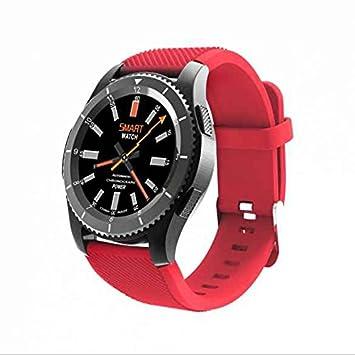 AppHd720 Reloj Deportivo con Alarma de Ritmo Cardíaco, Monitor Deportivo, Monitor de Sueño,