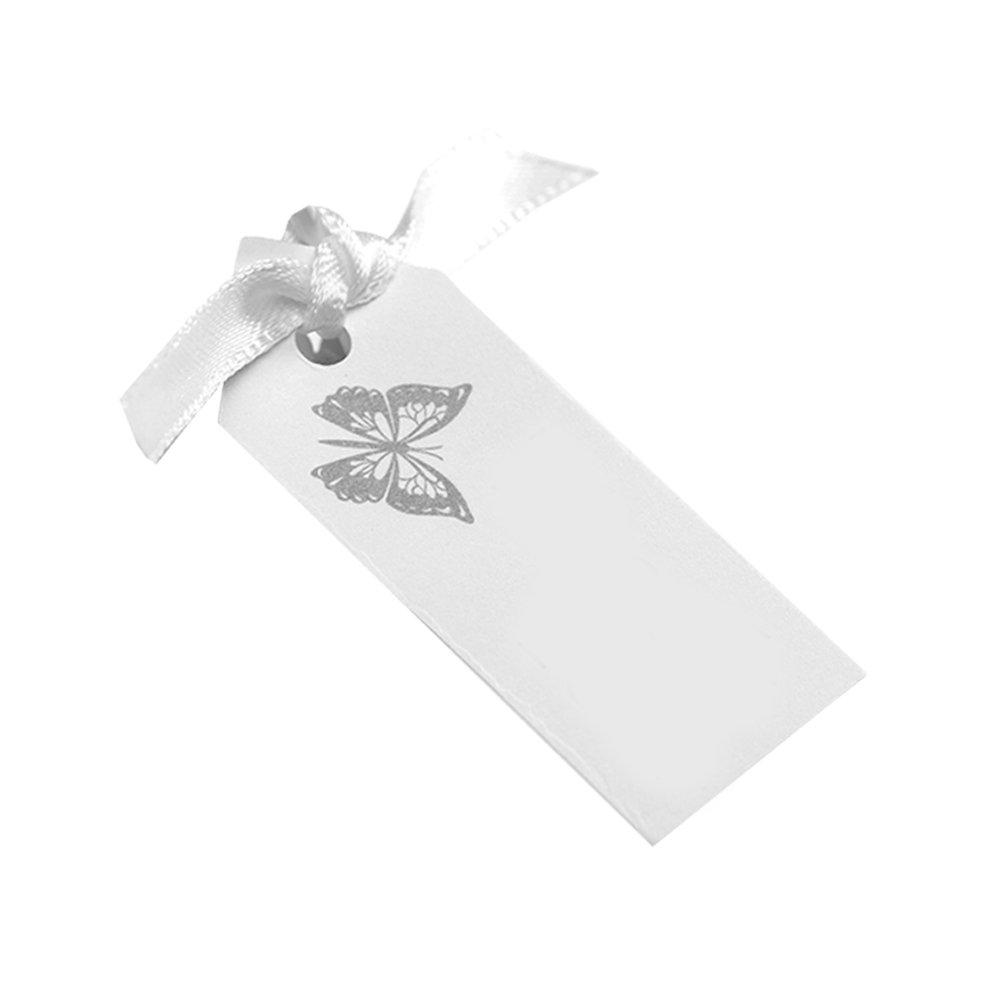 Neviti 荷物タグ 紙 ホワイト ワンサイズ   B00L8ZAVVE
