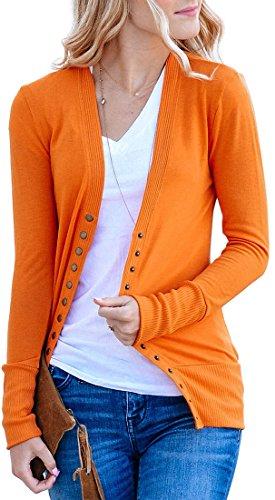 New Womens Cardigan Sweater - 6