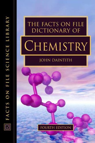 Download The Facts on File Dictionary of Chemistry (Facts on File Science Dictionary) ebook