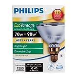 Philips Flood Dimmable Light Bulb