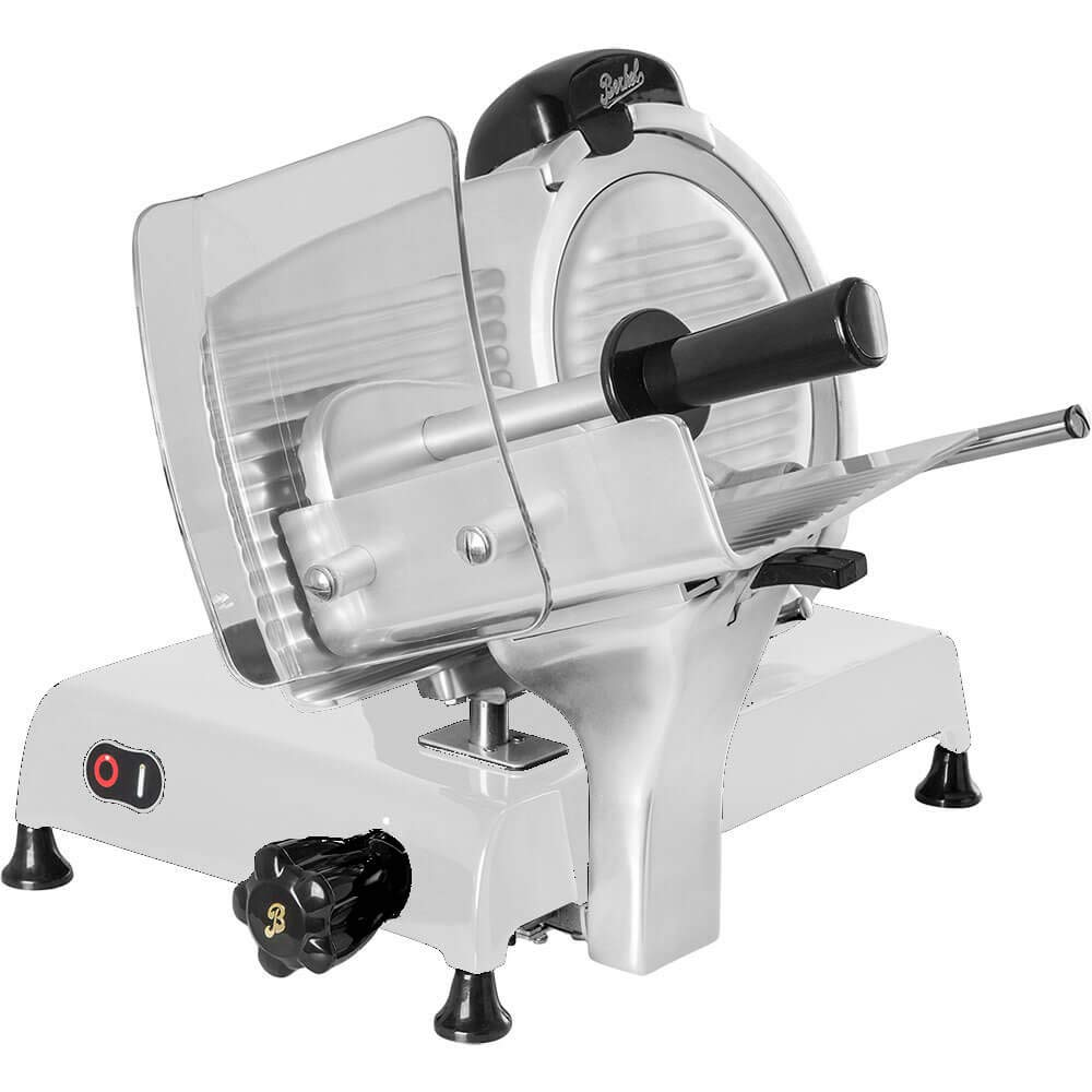 Berkel Red Line 220 Slicer with blade diam. 8.66 in. white