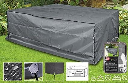 Boni Shop Deluxe Abdeckhauben Fur Gartenmobel Schutzhullen Lounge Ca 240x200x95