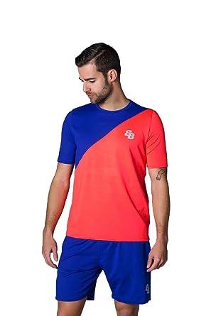 Desconocido Camiseta Chico Zafiro Rubi para Tenis Y Padel ...