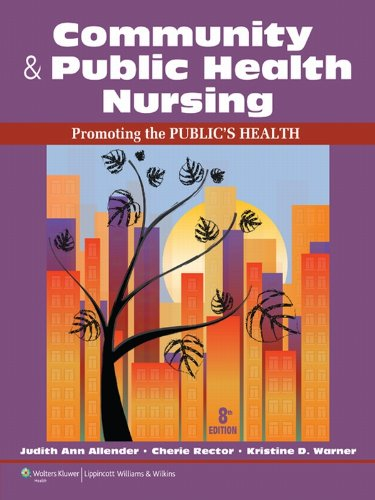 Download Community & Public Health Nursing: Promoting the Public's Health Pdf