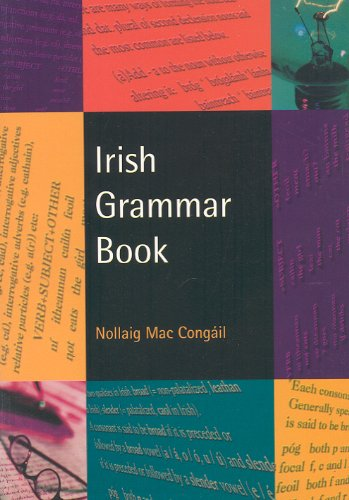 Irish Grammar Book (English and Irish Edition)
