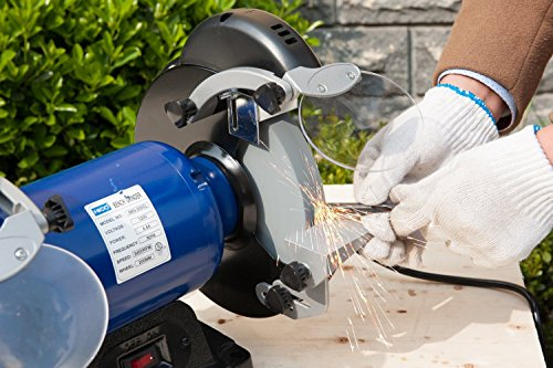 HICO 8-Inch Bench Grinder, Wholesale by HICO (Image #1)