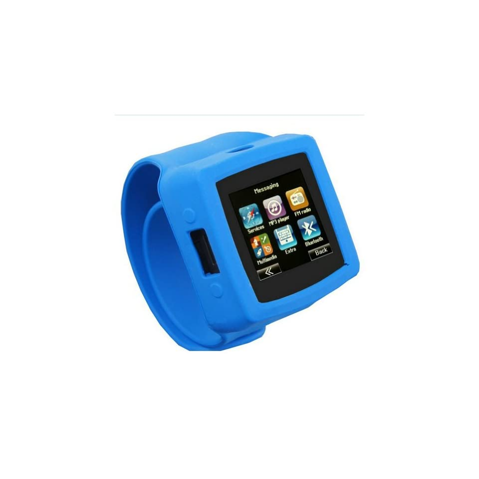 Blue Watch Mq666 1.5 TFT Touch Screen Watch Phone with 3.2m Hd Camera for Iphone Bluetooth/fm Radio/ Playback/touch Screen