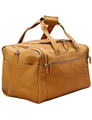 Deluxe Vaquetta Leather 18 Duffel
