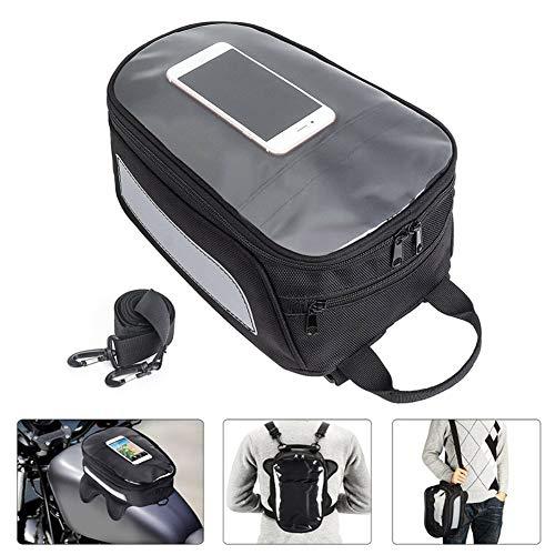 FADZECO Motorcycle accessories motorcycle fuel tank bag motorcycle storage bag motorcycle saddle bag