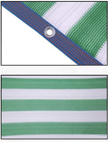 AICN 85% Rete Ombreggiante/Bordo Doppio Filo con Perforazione/Crittografia a 8 Pin Ispessimento Rete Ombreggiante/Rete di Protezione UV per Giardino/Pianta/Serra/Animale Domestico