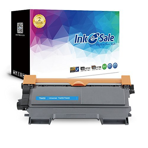 INK E-SALE Compatible Toner Cartridge Replacement For Brother TN420 Tn450(Black