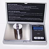 1 Digital 100 x 0.1 Gram (g) ELECTRONIC POCKET SCALE-Carat, Ounce, Gram & Grain