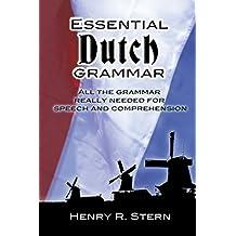 Essential Dutch Grammar (Dover Language Guides Essential Grammar)