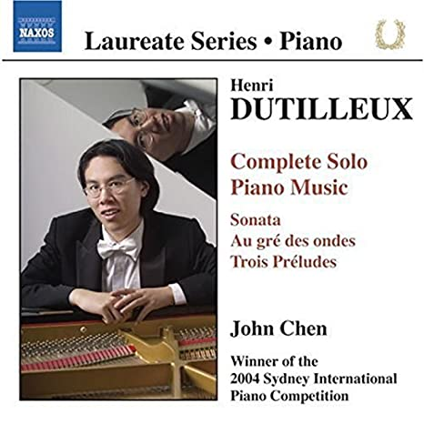 Buy Dutilleux - Complete Piano Music Online at Low Prices in India