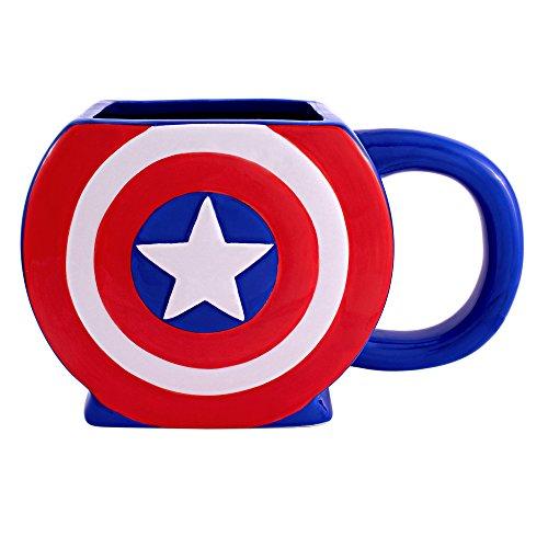 shield marvel mug - 3