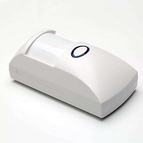 Detector PIR Inmune sensor inalámbrico CT60-433 anti-mascota del detector de infrarrojos de la sonda del cuerpo humano del animal doméstico para el sistema ...