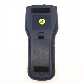 TS79 3 en 1 Detector Localizador de montantes de madera de alambre de metal de voltaje CA Live Wire Detectar pared Buscador de escáner con pantalla LCD: ...
