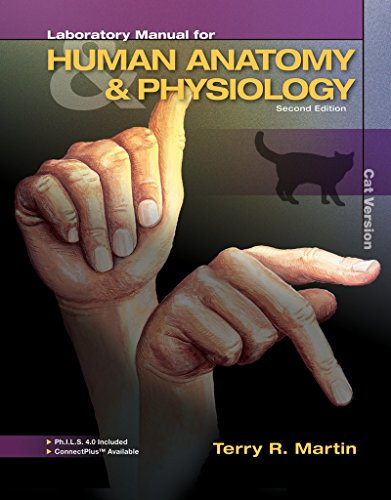 Lab Manual for Human A&P Cat Version w/PhILS 4.0 Access Card and Connect Access Card