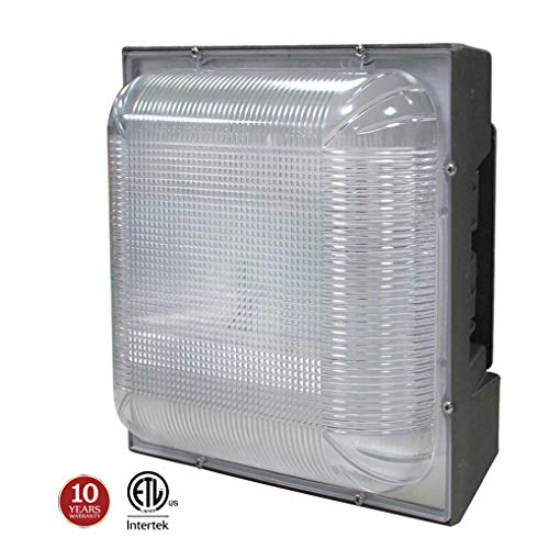 (Kadision LED Canopy Light 75W (175-300W HPS/MH Equivalent), 8.8