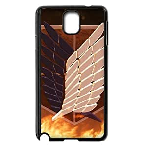 Cartoon Attack On Titan for Samsung Galaxy Note 3 Phone Case 8SS459072