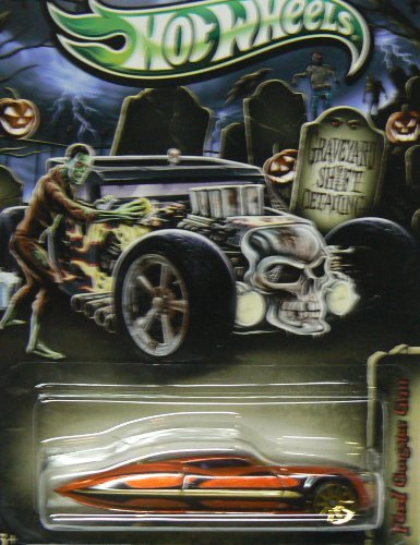 Hot Wheels Happy Halloween Ford Gangster Grin -
