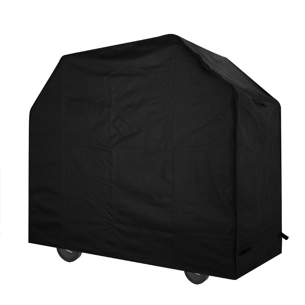 Homitt Gas Grill Cover 58-Inch Heavy Duty Bbq Grill Cover For Weber Holland J.. 14