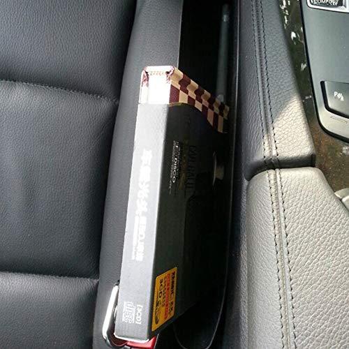 Car Seat Pockets Car Console Side Organizer Seat Gap Filler Car Storage Seat Side Interior Car Storage Box