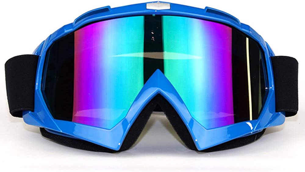 Motorcycle Motocross Ski Goggles Outdoor Sports Off-Road Goggles Over Glasses