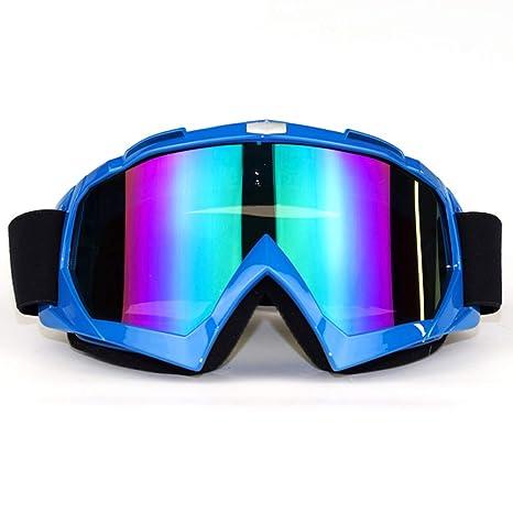 Dupeakya Lunettes de Protection de Yeux Visage Masque, pour Sport de Plein  air Anti- b942af58d2e0