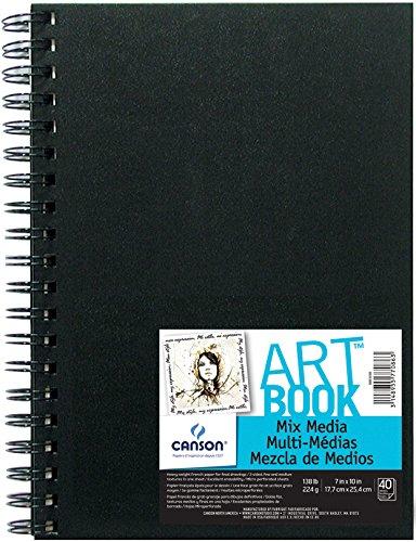 Canson Mix Media Art Book, 7