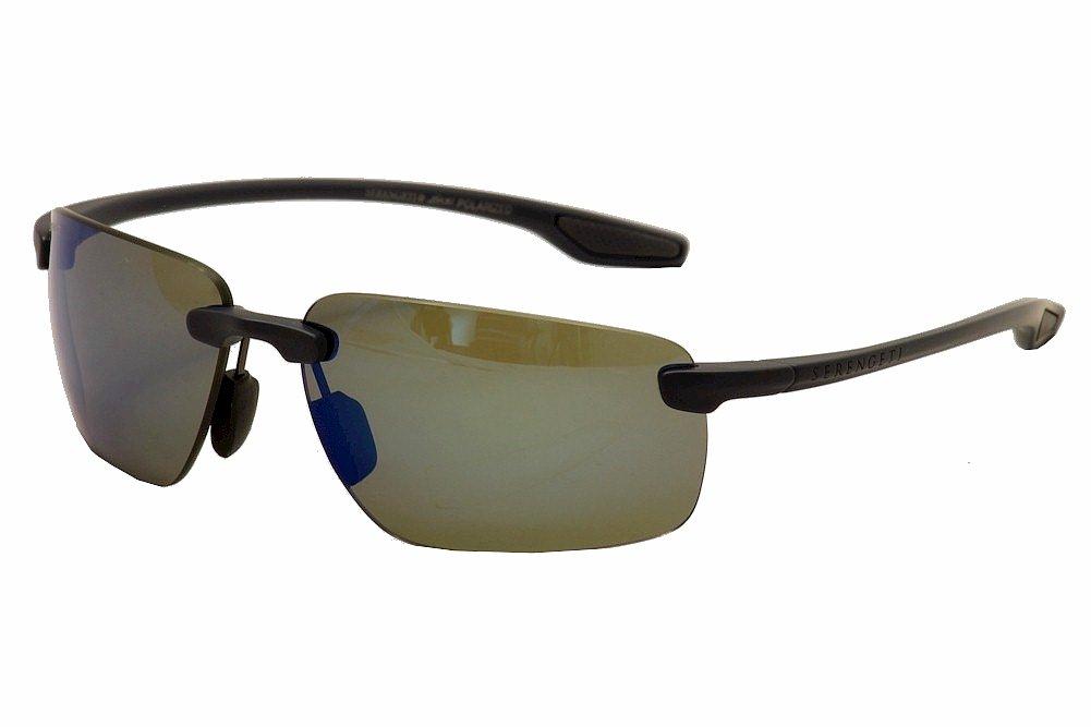 Serengeti 8503 Erice Glasses, Sanded Dark Gray