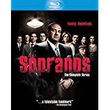 The Sopranos - Complete Series [Blu-ray] [Region Free] [UK Import]