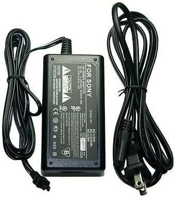 Sony DCRDVD406 ac Sony HDRCX300 ac Sony DCRDVD406E ac Sony HDRCX350 ac Sony DCRDVD308E AC Adapter for Sony DCR-DVD406 ac