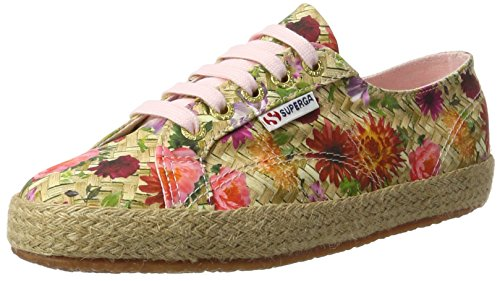 Donna Multicolore weaving Natural C93 Superga 2750 Fabricfanplropew Sneaker qP1nFWtqTv