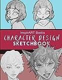 InspirArt Books Character Design Sketchbook: For