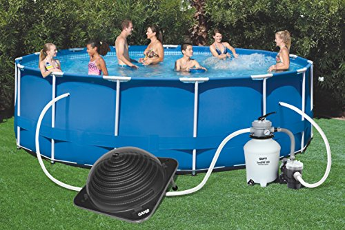 GAME 4714 SolarPRO Contour Solar Pool Heater for Intex