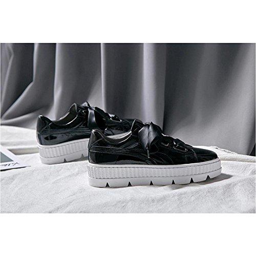 Outdoor noir A1417 Fille Mode KJJDE Plateformes à WSXY Sneakers Chaussure de Femme Chaussures w8HqpH
