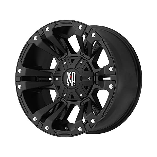 XD-Series-by-KMC-Wheels-XD822-Monster-2-Matte-Black-Wheel-17x95x127mm-12mm-offset
