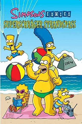 Simpsons Comic Sonderband 16: Superschräger Strandspaß Taschenbuch – 14. März 2007 Matt Groening Bill Morrison Panini 3866073917