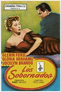 The Big Heat - Movie Poster - 27 x 40