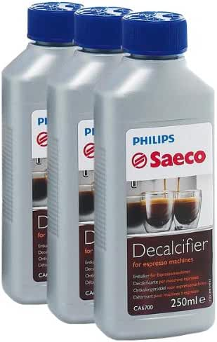 Saeco Decalcifier For Espresso Coffee Machines 250 Ml