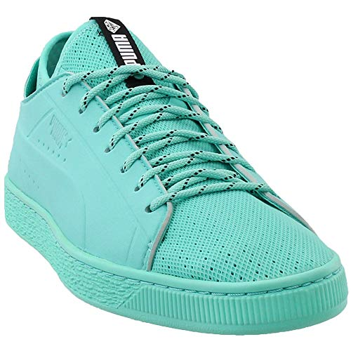 Puma Mens Basket - PUMA Men's Basket Sock Lo Diamond Diamond Blue 8.5 D US