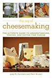 The Joy of Cheesemaking, Jody Farnham and Marc Druart, 1616080604